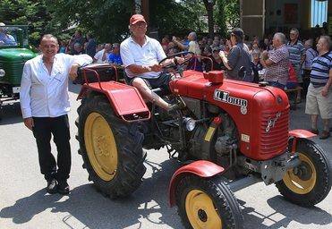 Traktortreffen bei Gamper